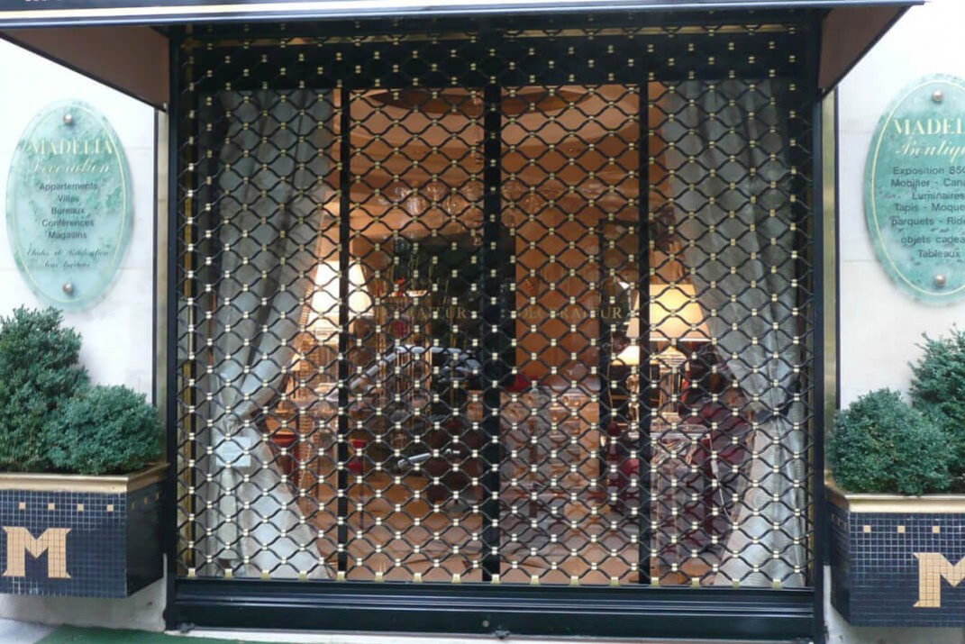 Rideaux & Grilles Metalliques - Rideaux de protection